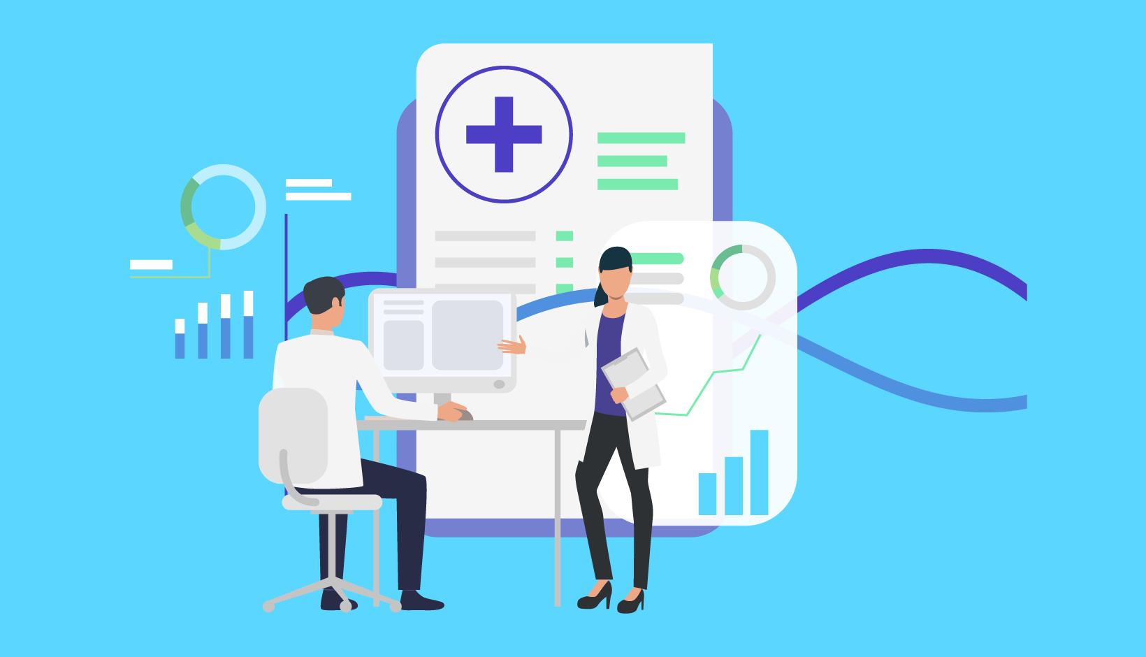 Como a sua clínica/laboratório pode se beneficiar do uso de um link dedicado