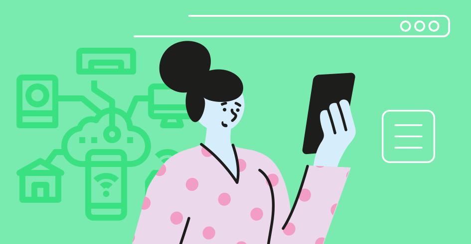 Tecnologia: A Internet das Coisas